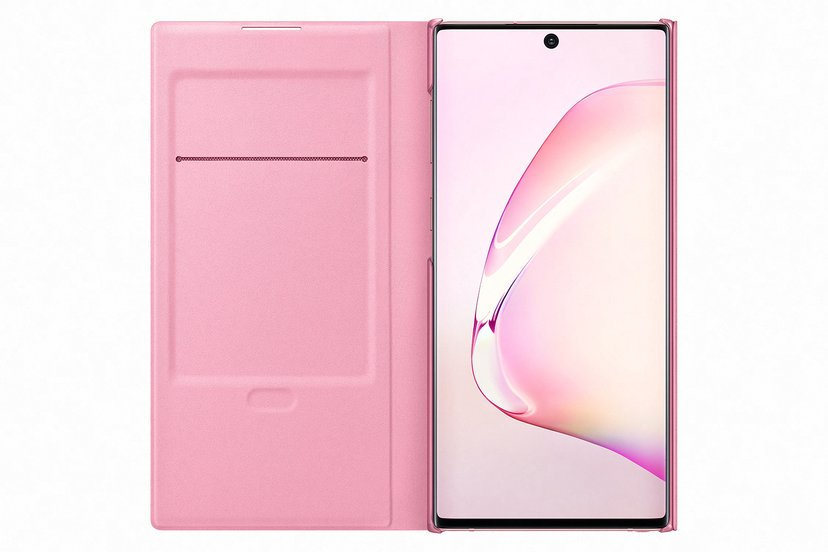 Samsung LED View Cover EF-NN970 Samsung Galaxy Note 10 Rosa