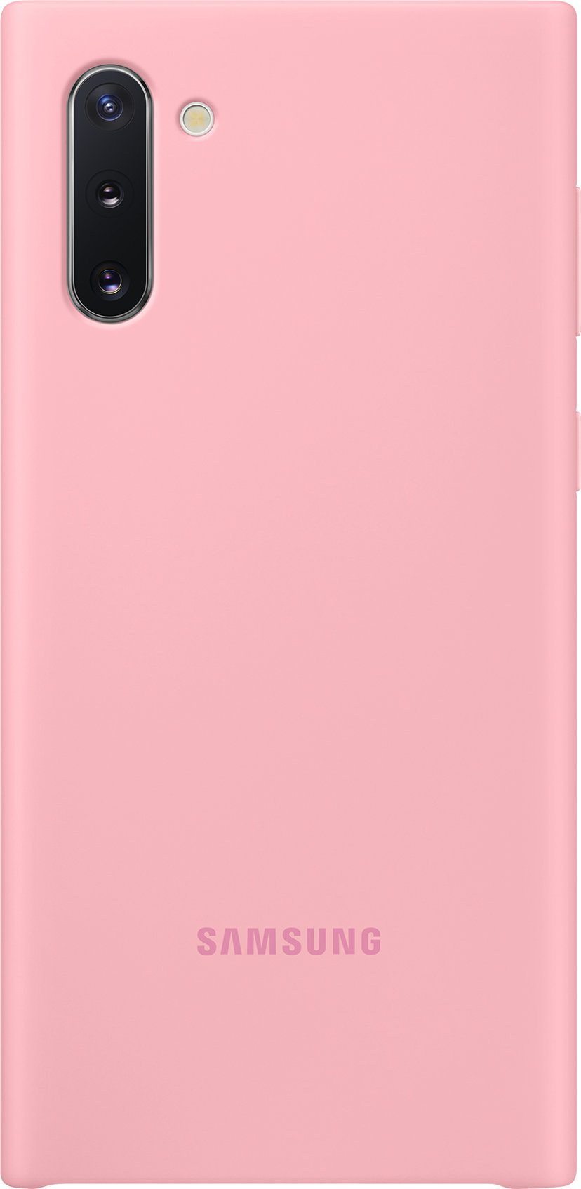 Samsung Soft Touch Silicone Cover EF-PN970 Samsung Galaxy Note 10 Rosa