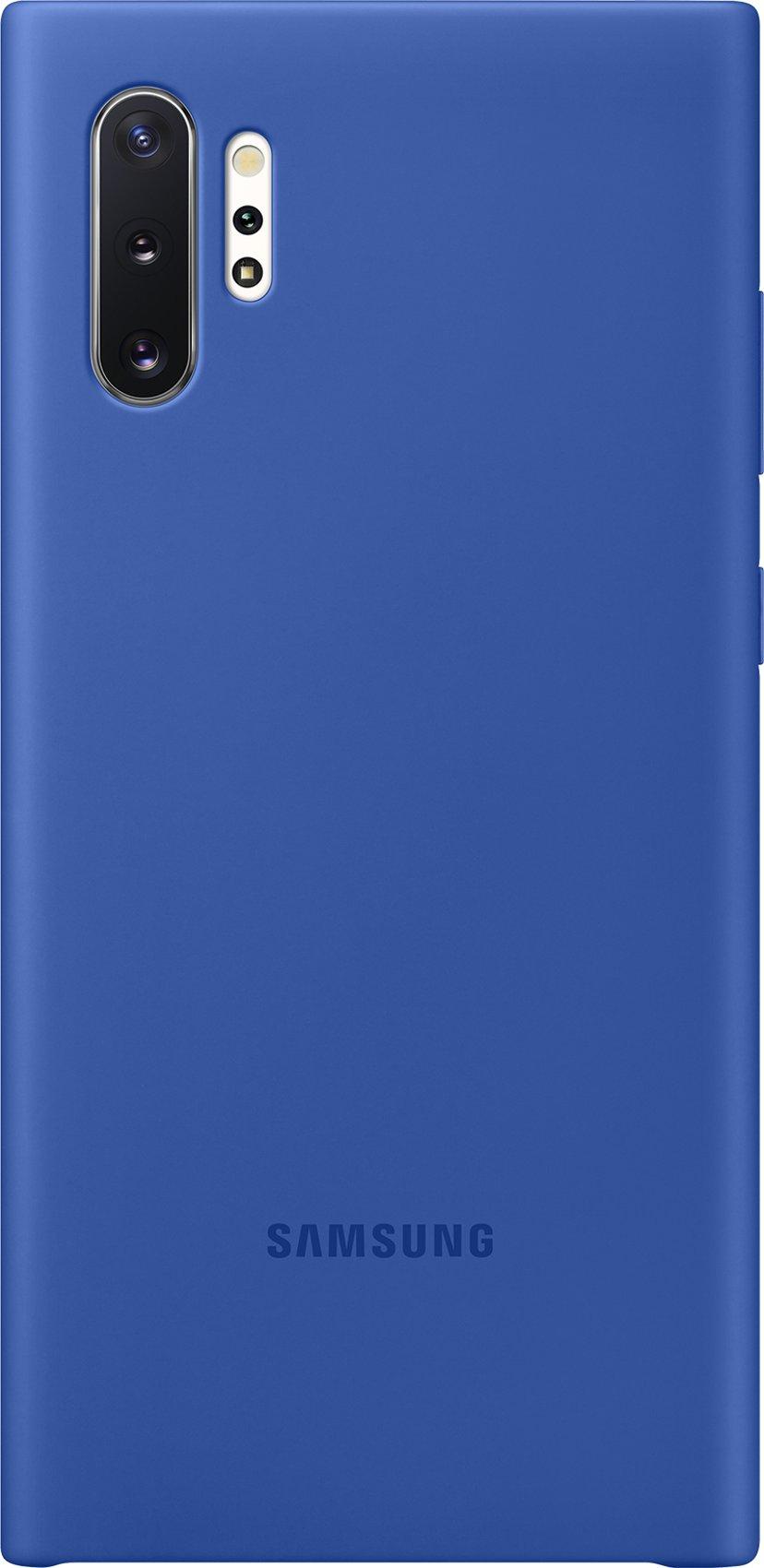 Samsung Silicone Cover EF-PN975 Samsung Galaxy Note 10+ Blå
