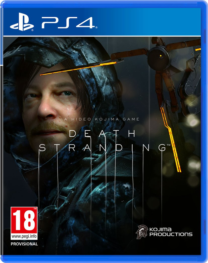 Sony Death Stranding Sony PlayStation 4