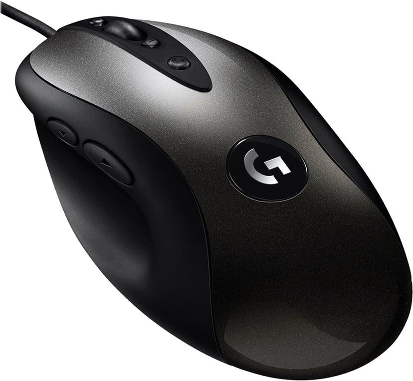 Logitech MX518 16,000dpi Hiiri Langallinen Musta