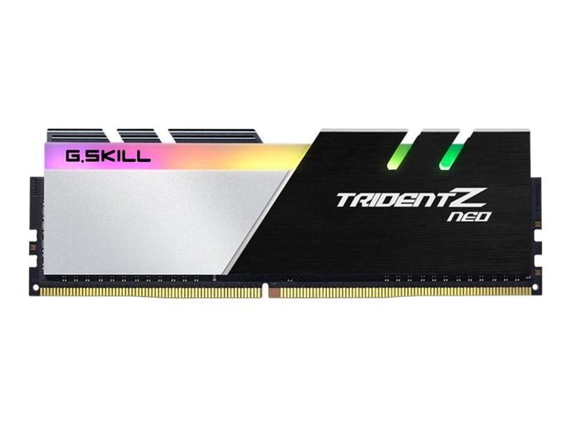 G.Skill Trident Z Neo 32GB (2-Kit) DDR4 3600MHz C18 32GB 3,600MHz DDR4 SDRAM DIMM 288-pin