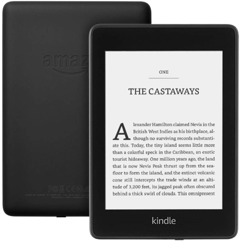 """Amazon Kindle Paperwhite 2018 with Special Offers 6"""" 32GB"""