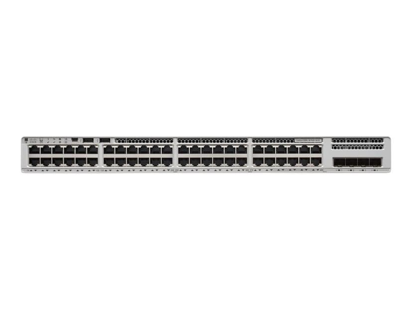 Cisco Catalyst 9200L 48-port 4x10G PoE+ Essentials