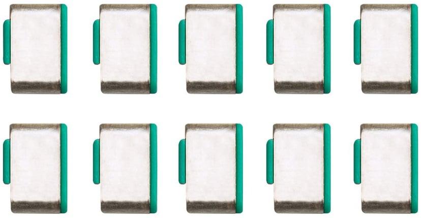 Lindy Port Blocker USB-C Grön 10-Pack utan nyckel