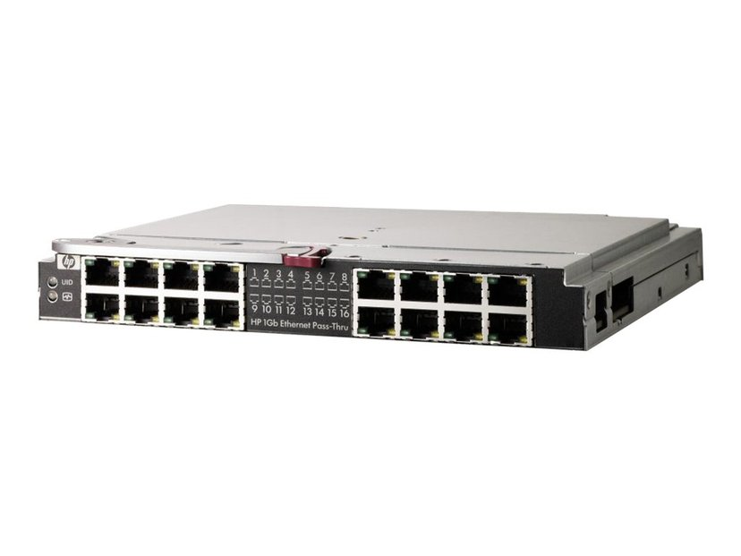 HPE 1Gb Ethernet Pass-Thru Module