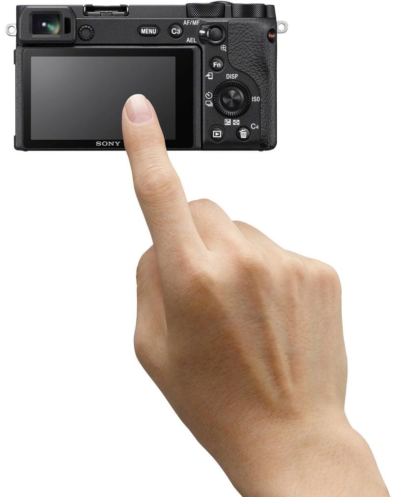 Sony Sony A6600 + 18-135mm