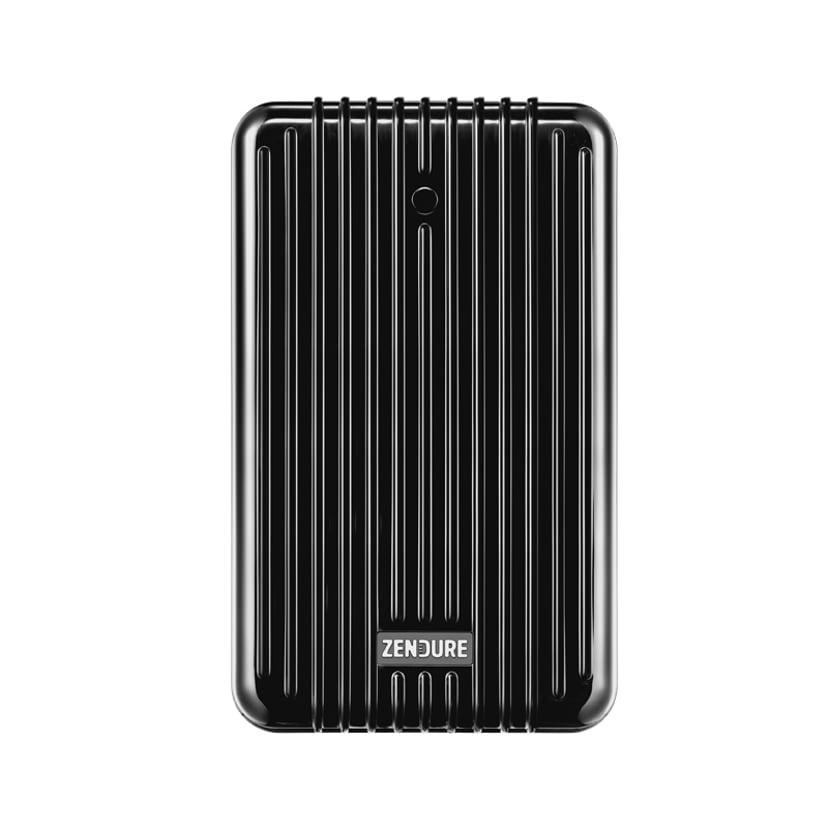 Zendure A8 PD Pro SuperTank Portabel Laddare 27000mAh Svart