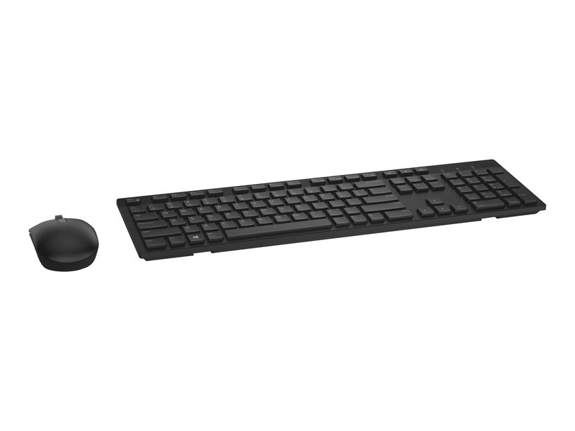Dell Keyboard/Mouse English