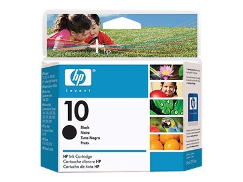 HP Inkt Zwart No.10 - 2000C/CN/2500C/CM/BI2200/260