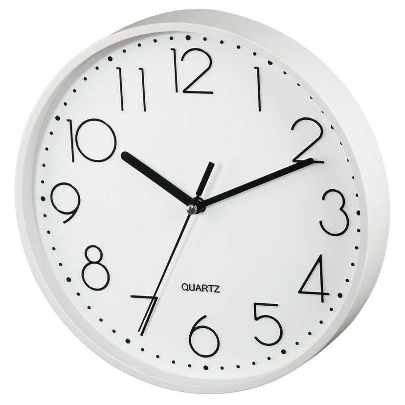 Hama Wall Watch PG-220 White