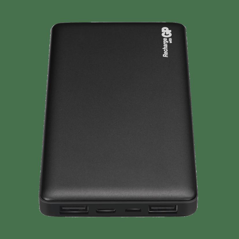 GP Portable Powerbank Voyage 2.0 MP10mA 10000mAh Musta