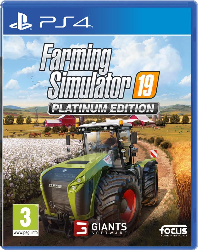 Focus Home Interactive Farming Simulator 19: Platinum Edition