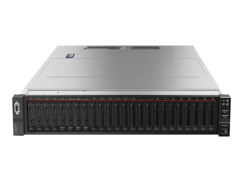 Lenovo ThinkSystem SR650 7X06 Xeon Gold Med 8 kärnor 32GB
