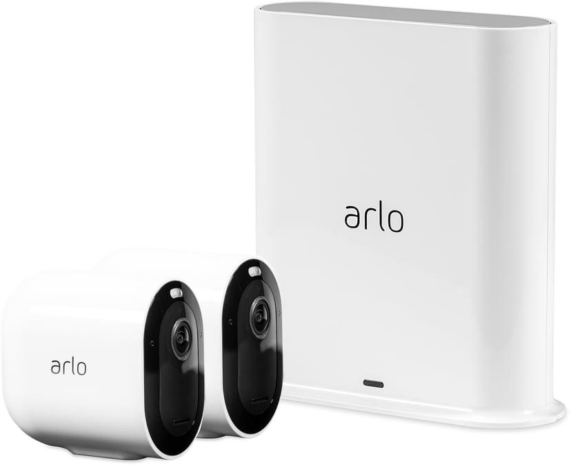 Arlo Pro 3 VMS4240P Basstation och 2 kameror