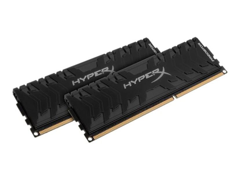 Kingston HyperX Predator 16GB 3,600MHz DDR4 SDRAM DIMM 288-pin