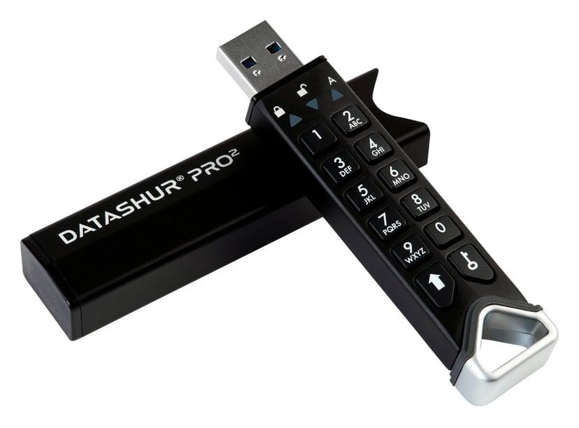 Istorage Datashur Pro2 USB3 256-bit 8GB 8GB USB 3.2 Gen 1 256-bit AES-XTS