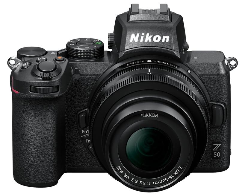 Nikon Z 50 + Z 16-50mm f/3.5-6.3 VR