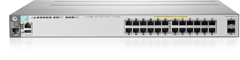 HPE 3800-24G-PoE+-2SFP+ Switch