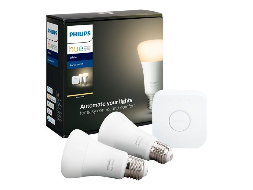 Philips Hue Startkit White 2xE27