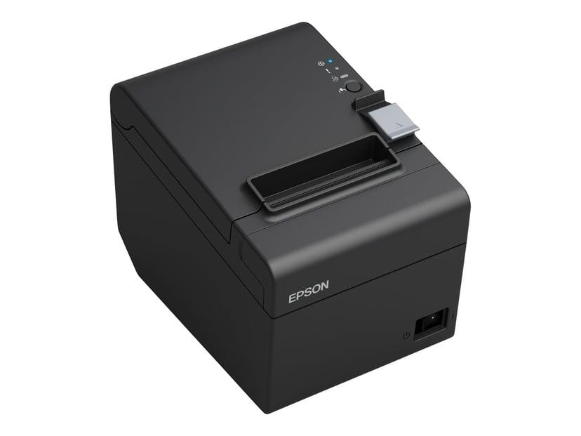 Epson Kvittoskrivare TM-T20III Ethernet Inkl Ström Svart