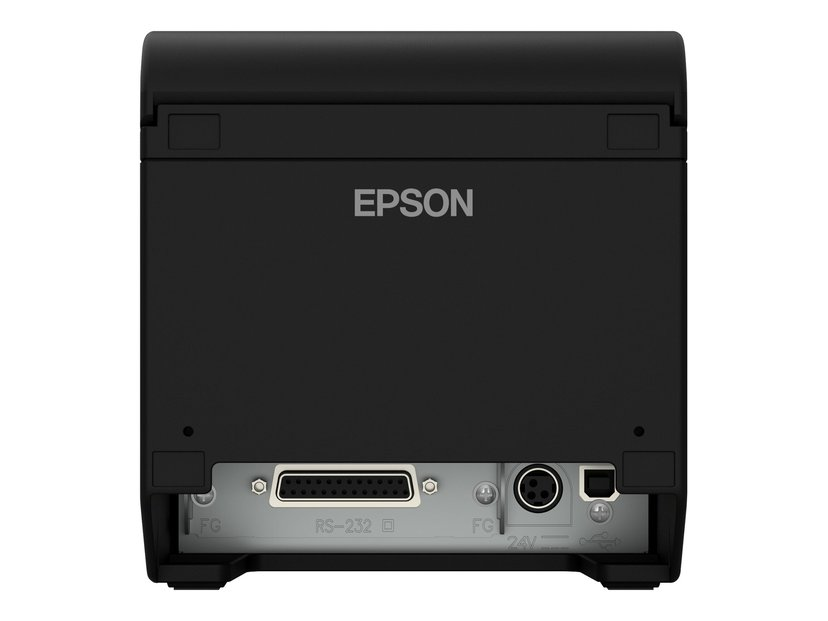 Epson Bonnetjesprinter TM-T20III Ethernet incl. voeding, zwart