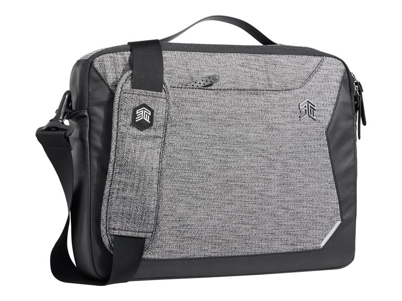 "STM Myth Väska Granite Black 13"" 300D x 400D-polyester"