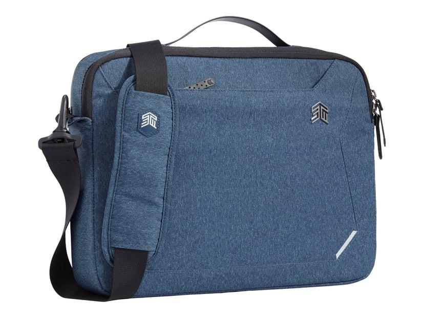 "STM Myth Väska Slate Blue 15"" 300D x 600D nylon/polyester"