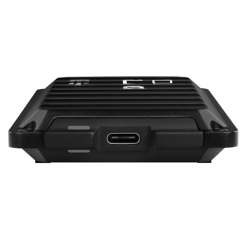 WD Black P50 Game Drive SSD 1TB Sort