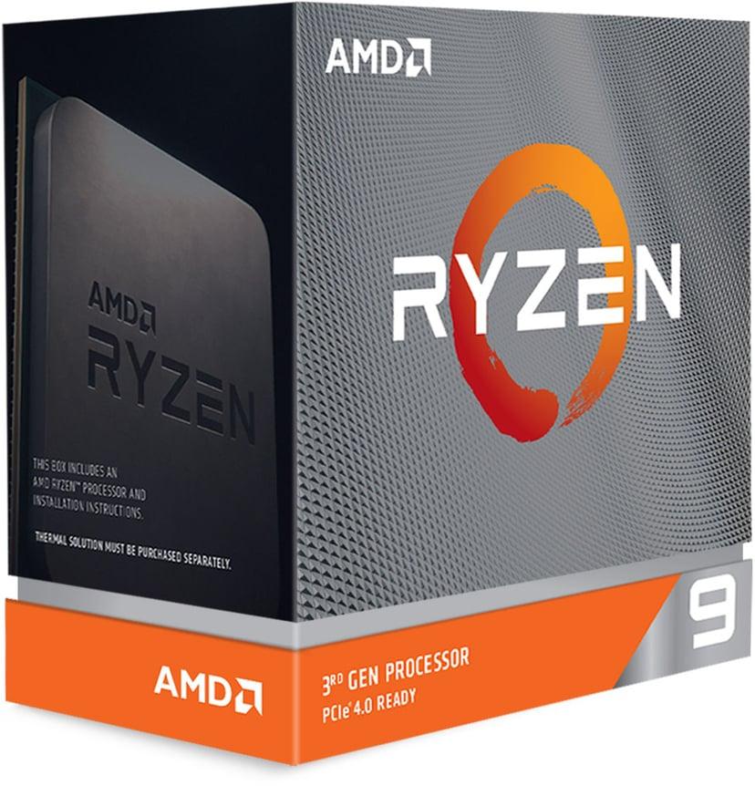 AMD Ryzen 9 3950X Suoritin 3.5GHz Socket AM4