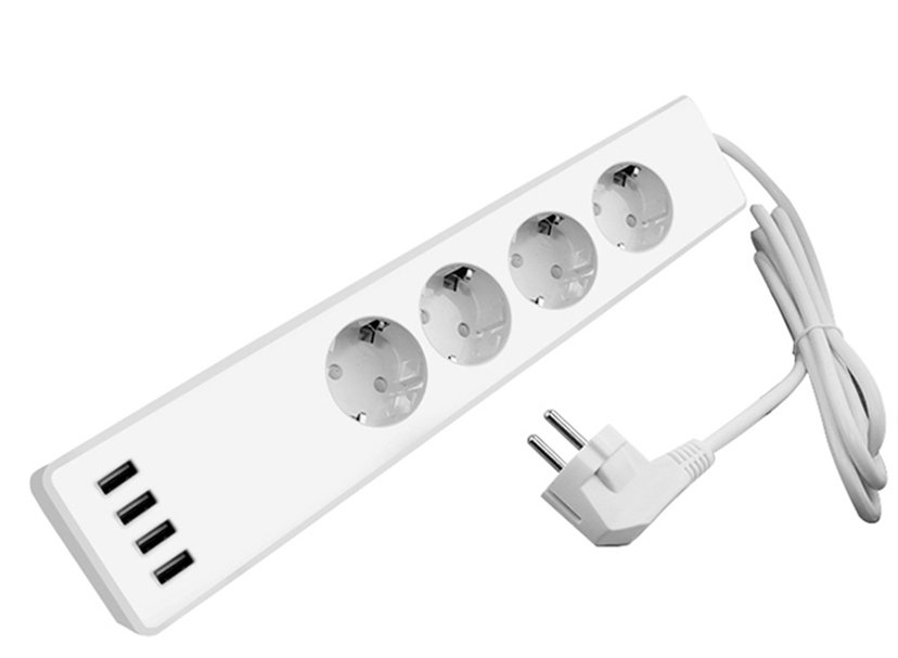 Prokord Smart Home WiFi Power Strip + USB