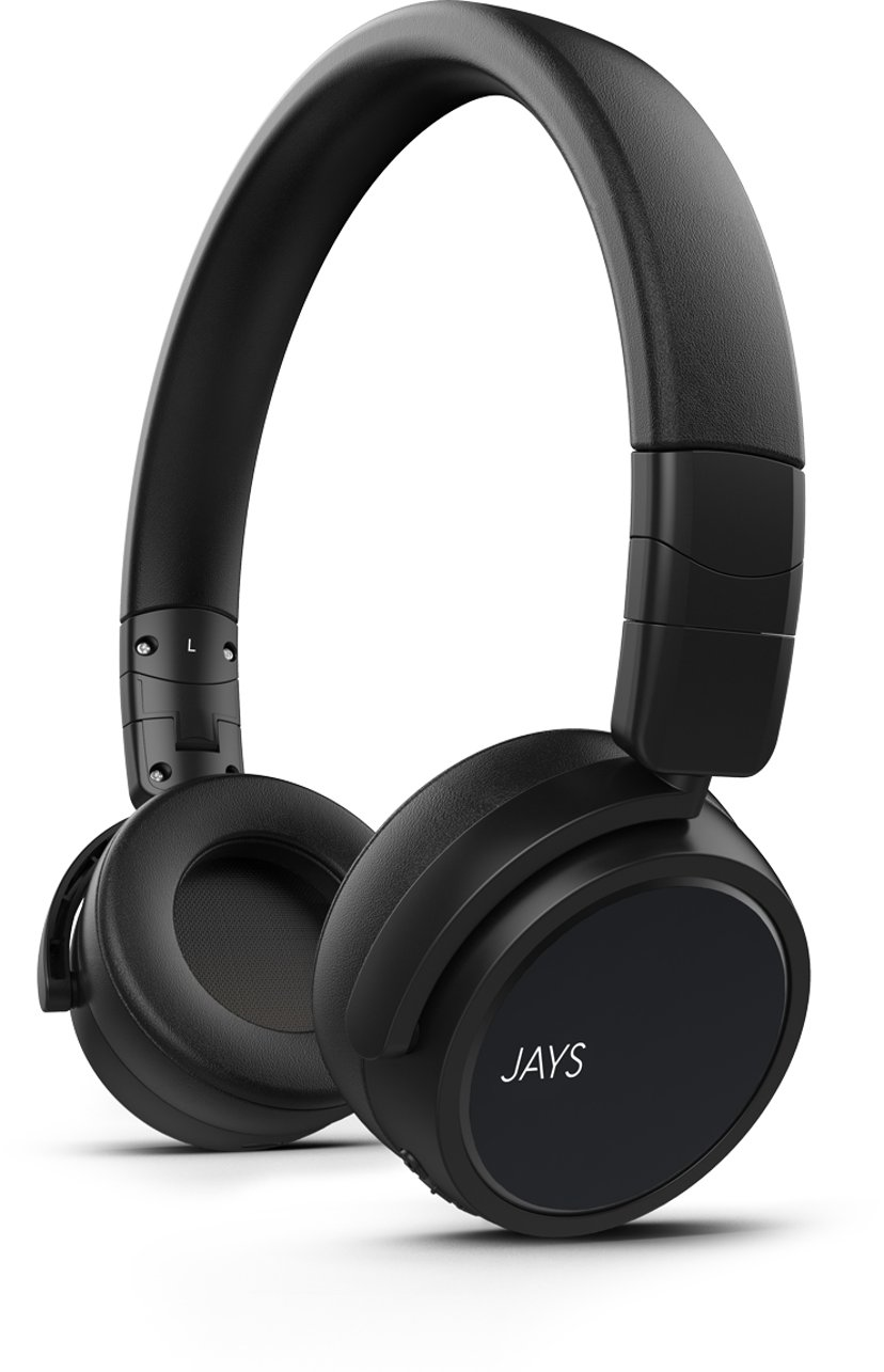 Jays X-Five Wireless Svart