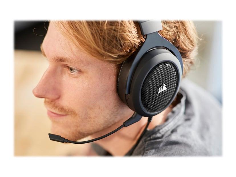 Corsair Gaming HS60 PRO SURROUND Sort