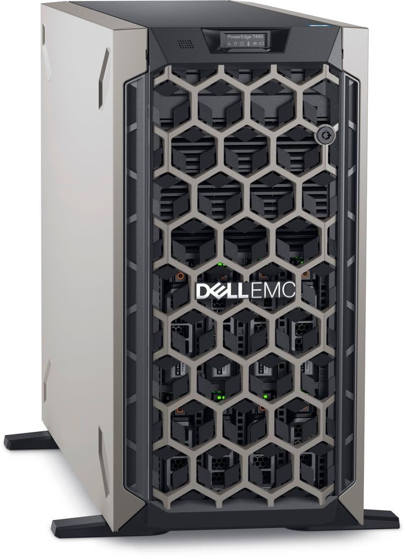 Dell EMC PowerEdge T440 Xeon Silver Med 8 kärnor 16GB