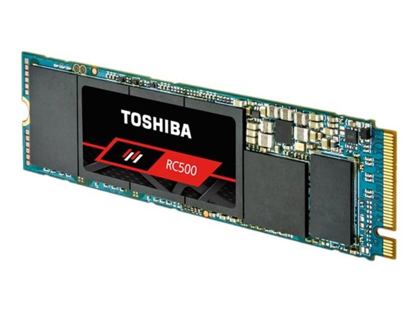 Toshiba RC500 Series 250GB M.2 2280 PCI Express 3.1a x2 (NVMe)