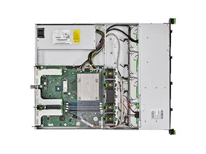 Fujitsu PRIMERGY RX1330 M4 Xeon Fyrkärnig 16GB