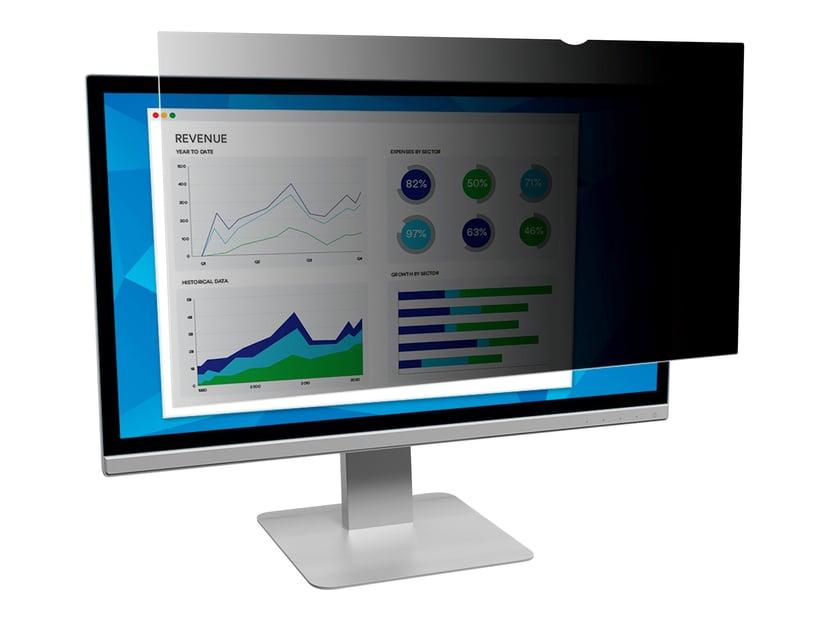 3M Sekretessfilter till widescreen-skärm 24tum (16:10) 24 tum bred 16:10