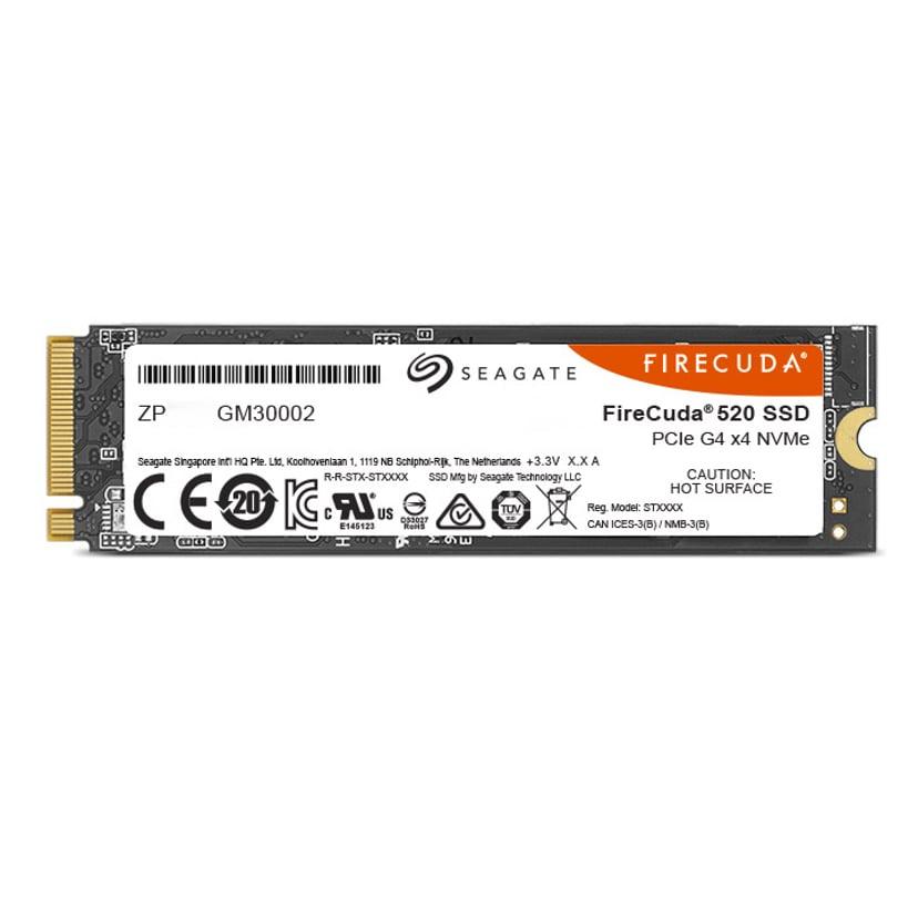Seagate Firecuda 520 1024GB PCI Express 4.0 x4 (NVMe) M.2 2280