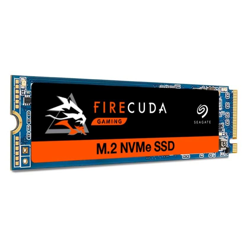 Seagate Firecuda 510 1000GB M.2 2280 PCI Express 3.0 x4 (NVMe)