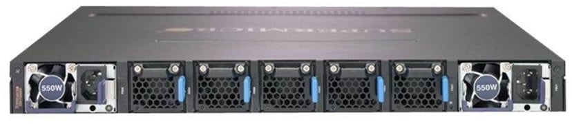 Supermicro SuperSwitch SSE-F3548S 100GbE Datacenter Switch
