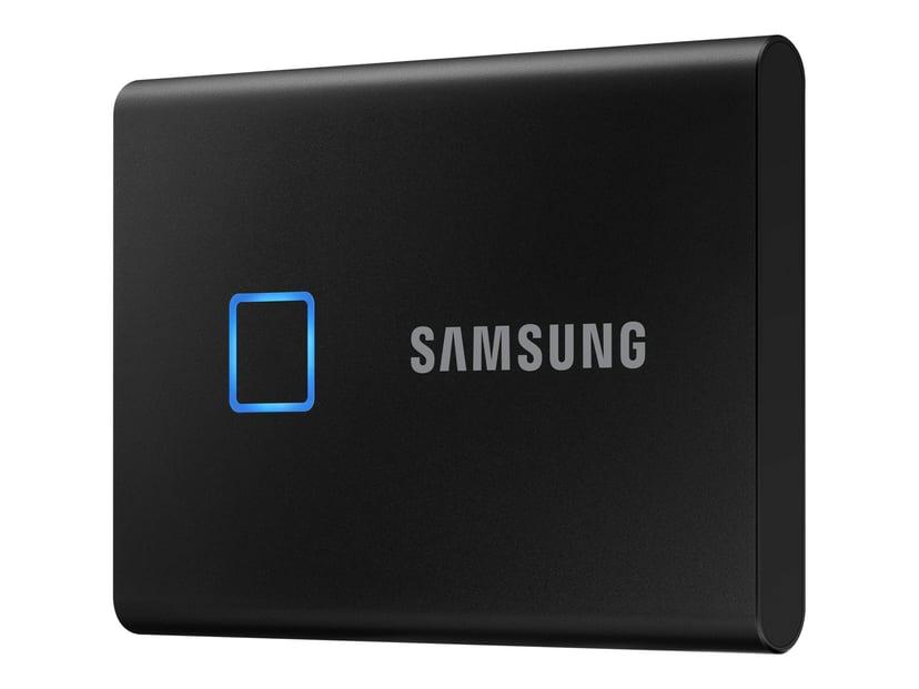 Samsung Portable SSD T7 Touch 0.5Tt Musta