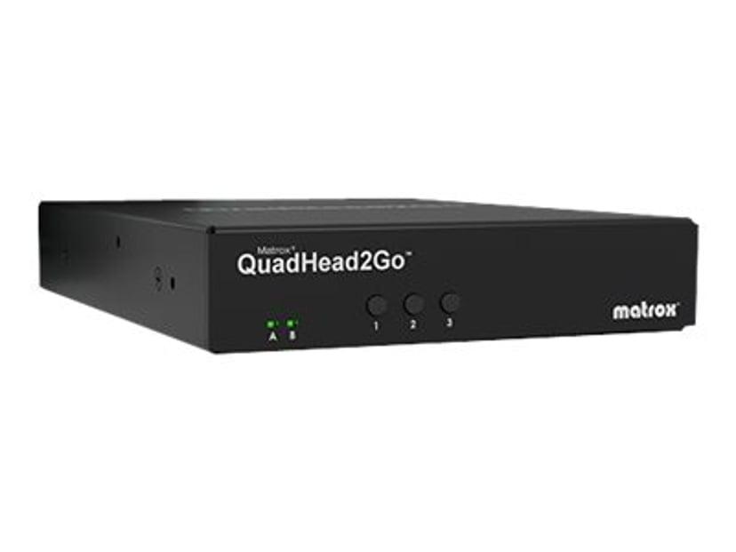 Matrox QuadHead2Go