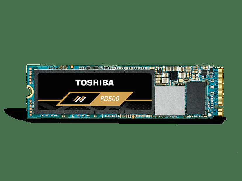 Toshiba Ocz Rd500 1TB m.2-Nvme SSD 1,000GB M.2 2280 PCI Express 3.0 x4 (NVMe)
