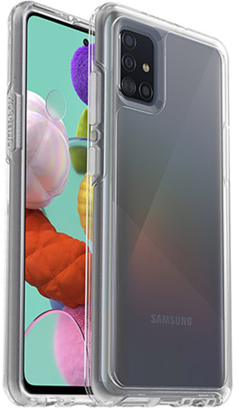 Otterbox Symmetry Series Clear Samsung Galaxy A51 Blank