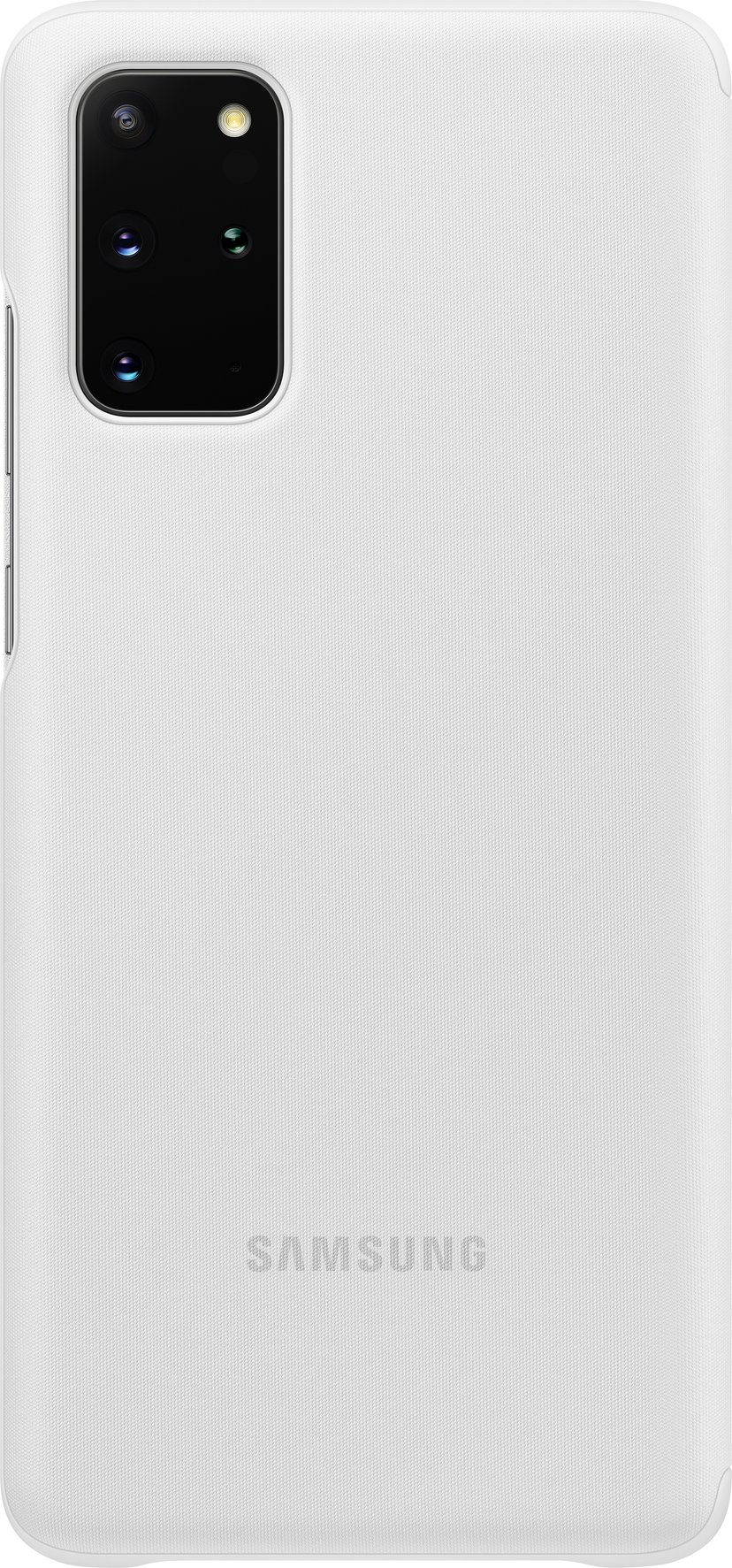 Samsung Clear View Cover EF-ZG985 Samsung Galaxy S20+ Vit