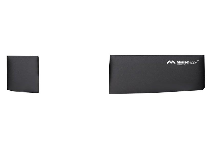 Mousetrapper Handledsstöds kuddar till Adv 2.0 svart/vit (1 par)