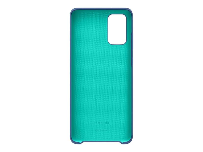 Samsung Silicone Cover EF-PG985 Samsung Galaxy S20+ Marin