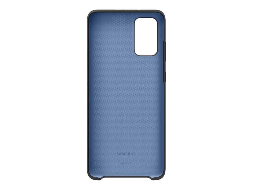 Samsung Silicone Cover EF-PG985 Samsung Galaxy S20+ Sort