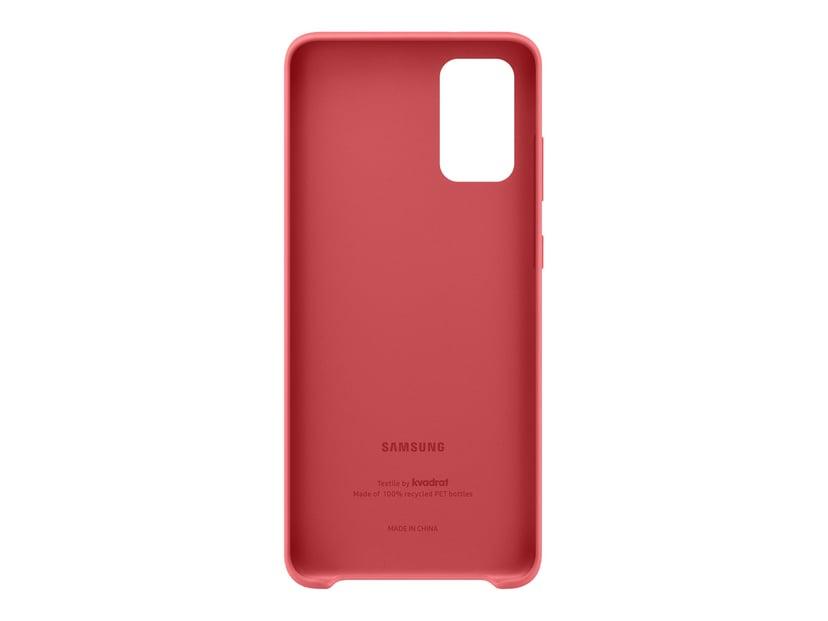 Samsung Kvadrat Cover EF-XG985 Samsung Galaxy S20+ Röd