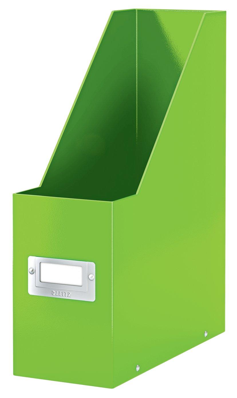 Leitz Avisholder Click & Store WOW Grøn